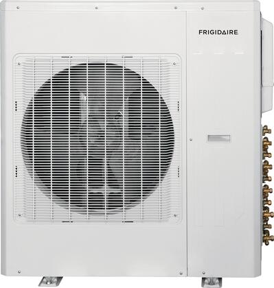 Picture of FFHP362ZQ2 Multi-Zone Outdoor Condenser  34 400 BTU Cooling Capacity  42 500 BTU Heating Capacity  35 Amp  19 SEER and Low Ambient with Inverter Technology in