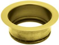 Picture of 743IB Disposal Escutcheon for Allia Kitchen Sinks in Inca