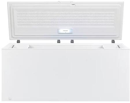 frigidaire fffc15m4tw 56 inch freezer with 14.8 cu. ft