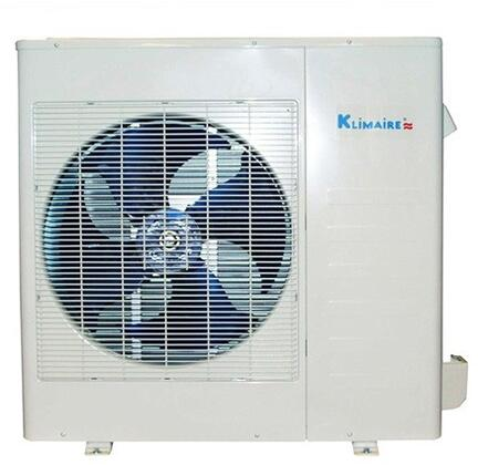 Picture of KSIL036H215OC Light Commercial Series Single Zone Outdoor Heat Pump Unit with 36 000 Btuh Cooling and Heating Capacity  R410A Refrigerant  66 dBA Sound