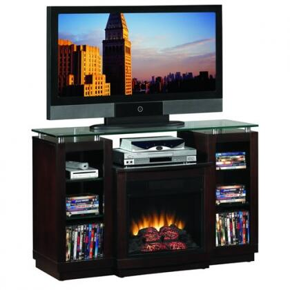 Picture of 18MM2280-E451022GRA Ashburn Electric 475 Wide TV Stand Fireplace