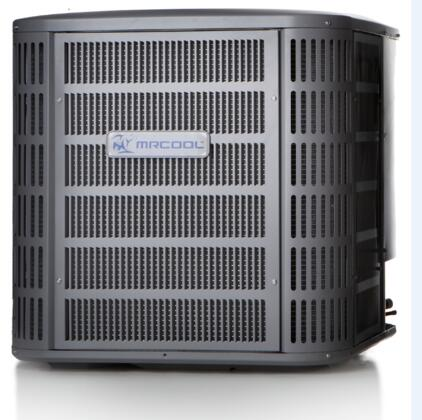 Picture of MAC13024 AC Condenser 13SEER R410A with 24000 BTU Nominal Cooling  High-efficiency compressor and Aluminium micro channel heat