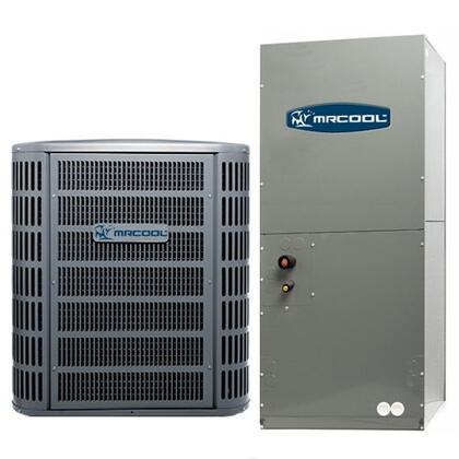 Picture of MAC13036 AC Condenser 13SEER R410A with 36000 BTU Nominal Cooling  High-efficiency compressor and Aluminium micro channel heat