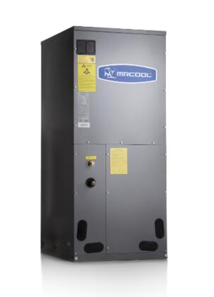 Picture of MAH13036 13 SEER R410A Air Handler WITH 36000 BTU Nominal Cooling  Built-in Filter Rack and Strong Unitized  Galvanized Steel