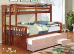 Furniture of America CMBK458FOAKBED