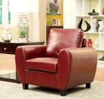 Furniture of America CM6321RDCH