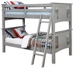 Furniture of America CMBK602TGYBED