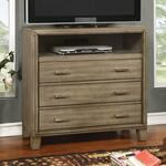 Furniture of America CM7068GYTV