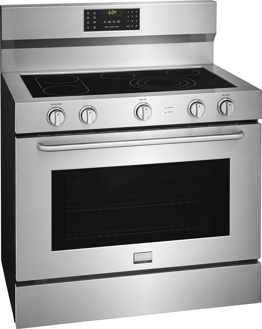 frigidaire fgef4085ts 40 inch gallery series electric