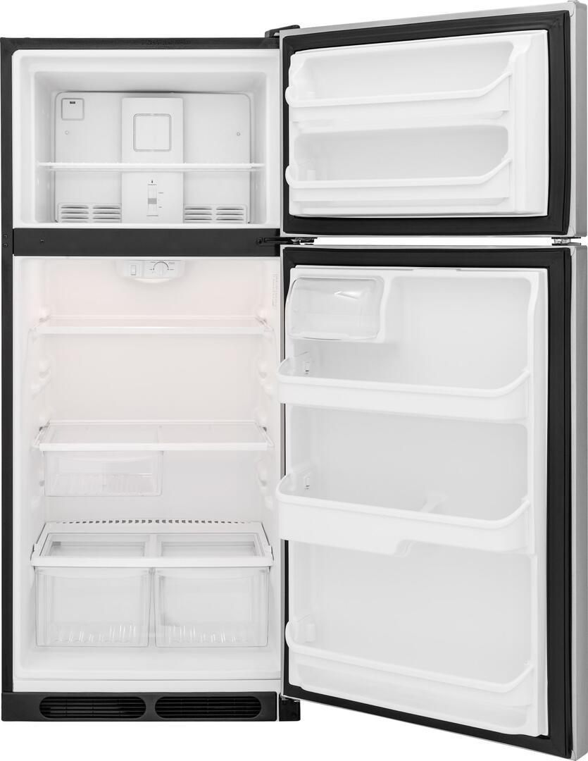 Frigidaire Ffht1621qs 28 Inch Refrigerator With 16 3 Cu
