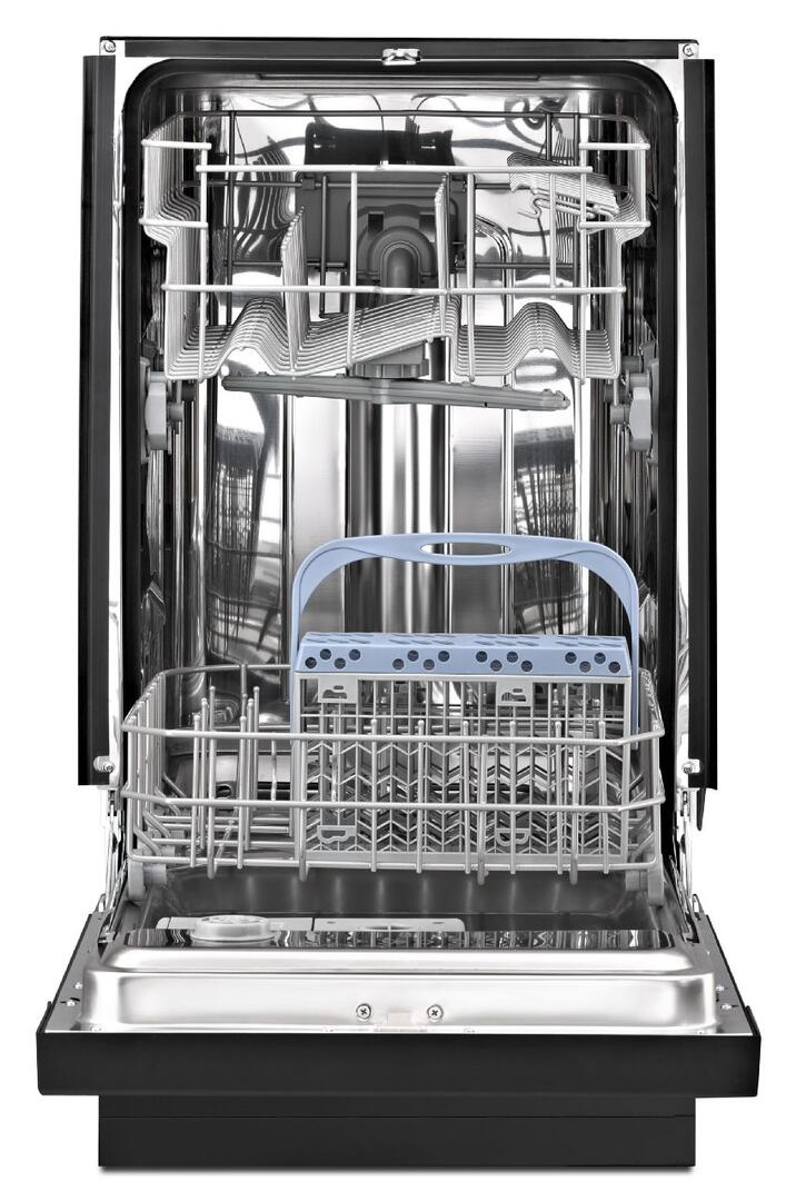 Whirlpool Wdf518safb 18 Inch Built In Full Console