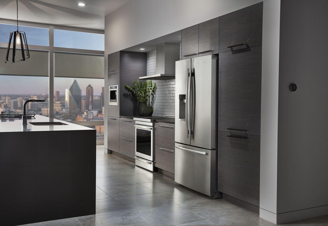 Jenn Air Jffcc72efs 36 Inch Smart Stainless Steel Counter