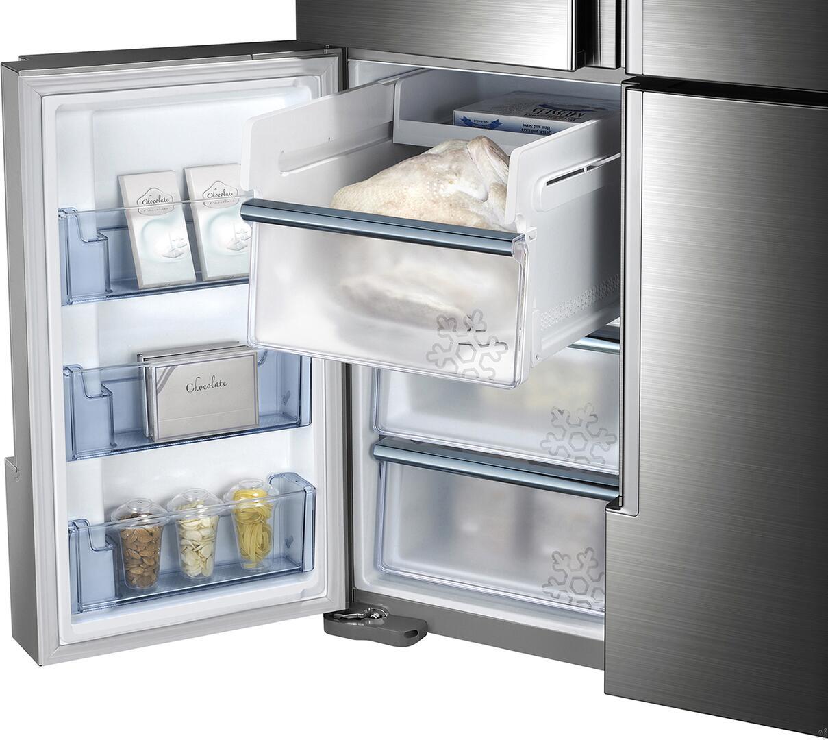 Samsung Appliance Rf34h9950s4 36 Inch Chef Series 4 Door