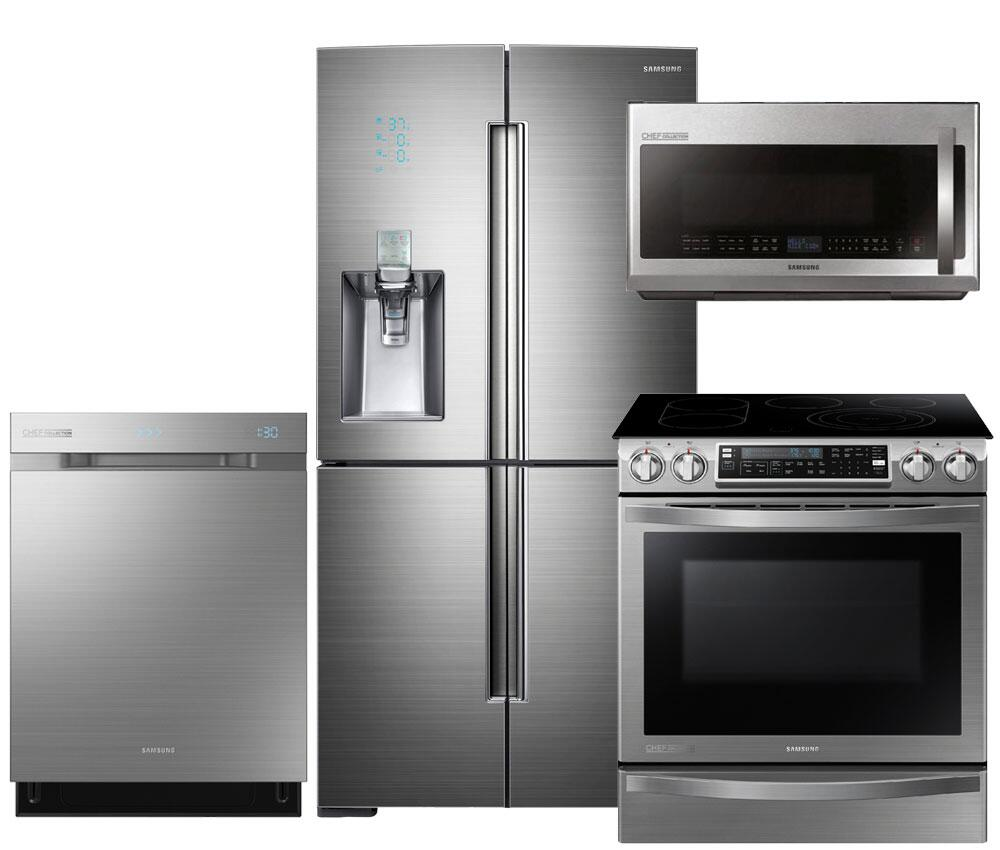 samsung appliance 370883 chef kitchen appliance packages
