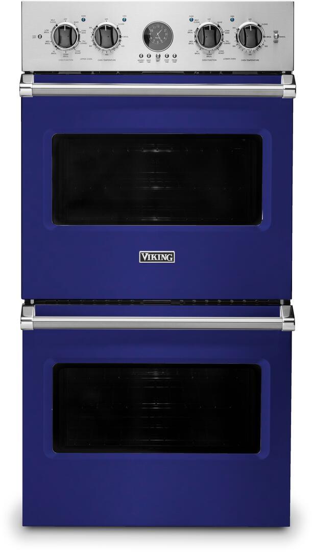 Viking Cobalt Blue Microwave Bestmicrowave