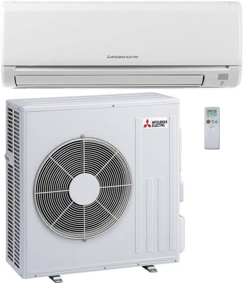 Mitsubishi MZGL24NAU1 5 Series 22400 BTU Single Zone Mini Split System