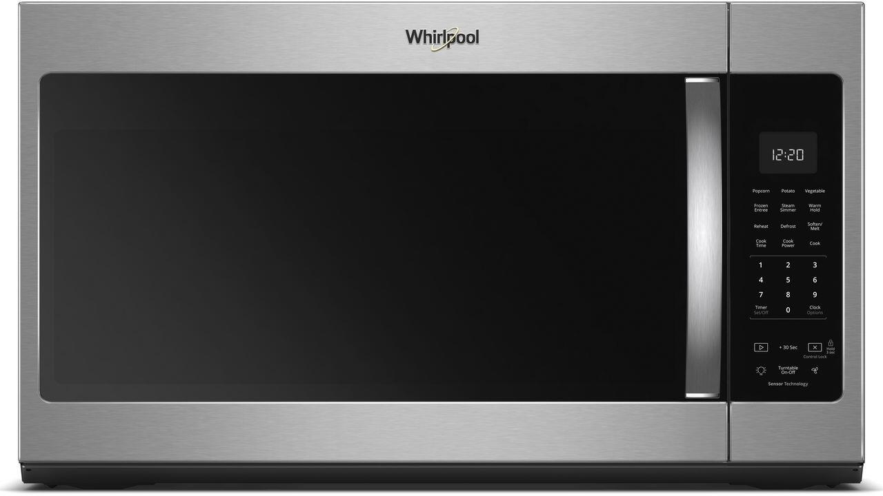 Whirlpool Wmh32519hz 1 9 Cu Ft Fingerprint Resistant
