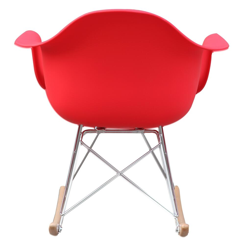 ... Armless Molded plastic frame Not Upholstered Rocking Chair Appliances