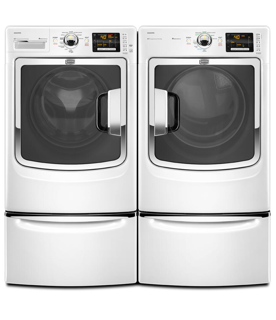 Maytag Mhw6000xw Maxima Series 4 3 Cu Ft Front Load