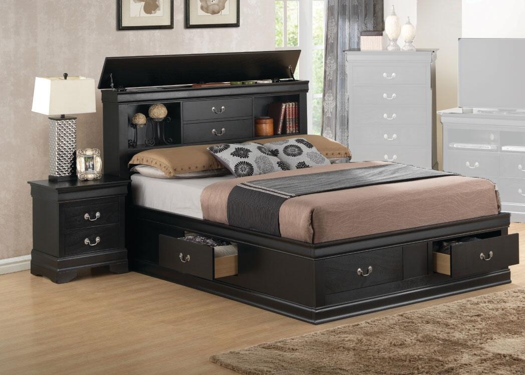 770+ Black King Size Bedroom Sets HD