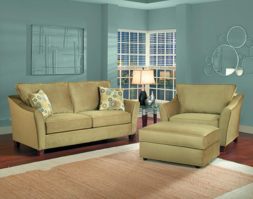 Chelsea home furniture 255600sco living room sets for Living room furniture 0 finance