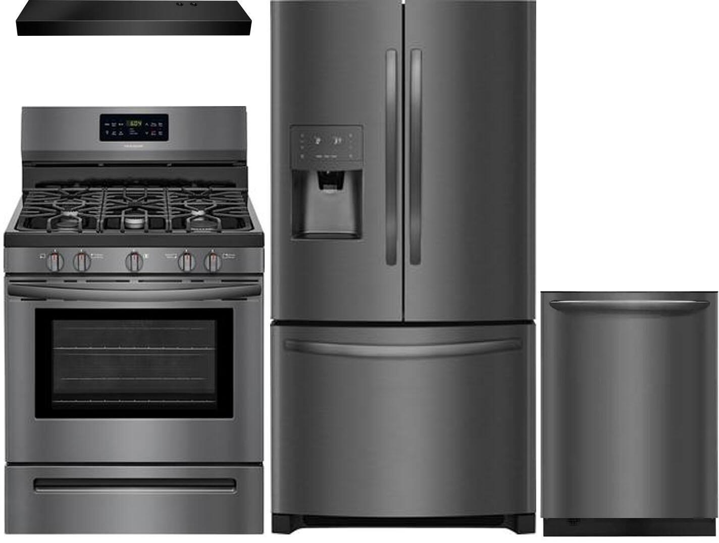 Frigidaire 958095 kitchen appliance packages appliances for Kitchen appliance services