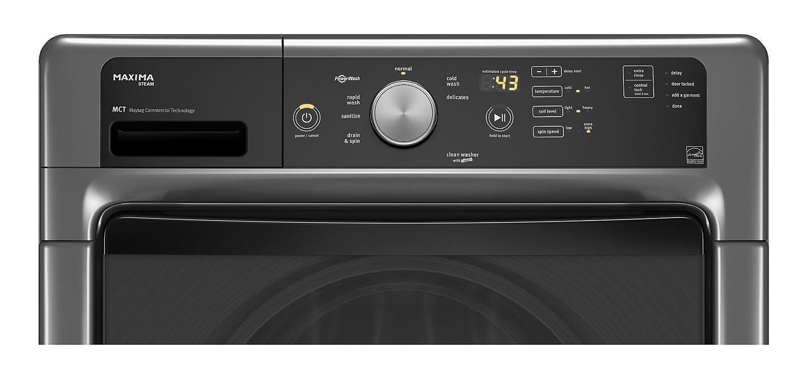 Maytag Maxima Mhw8100dc Maytag Heritage Washing Machine