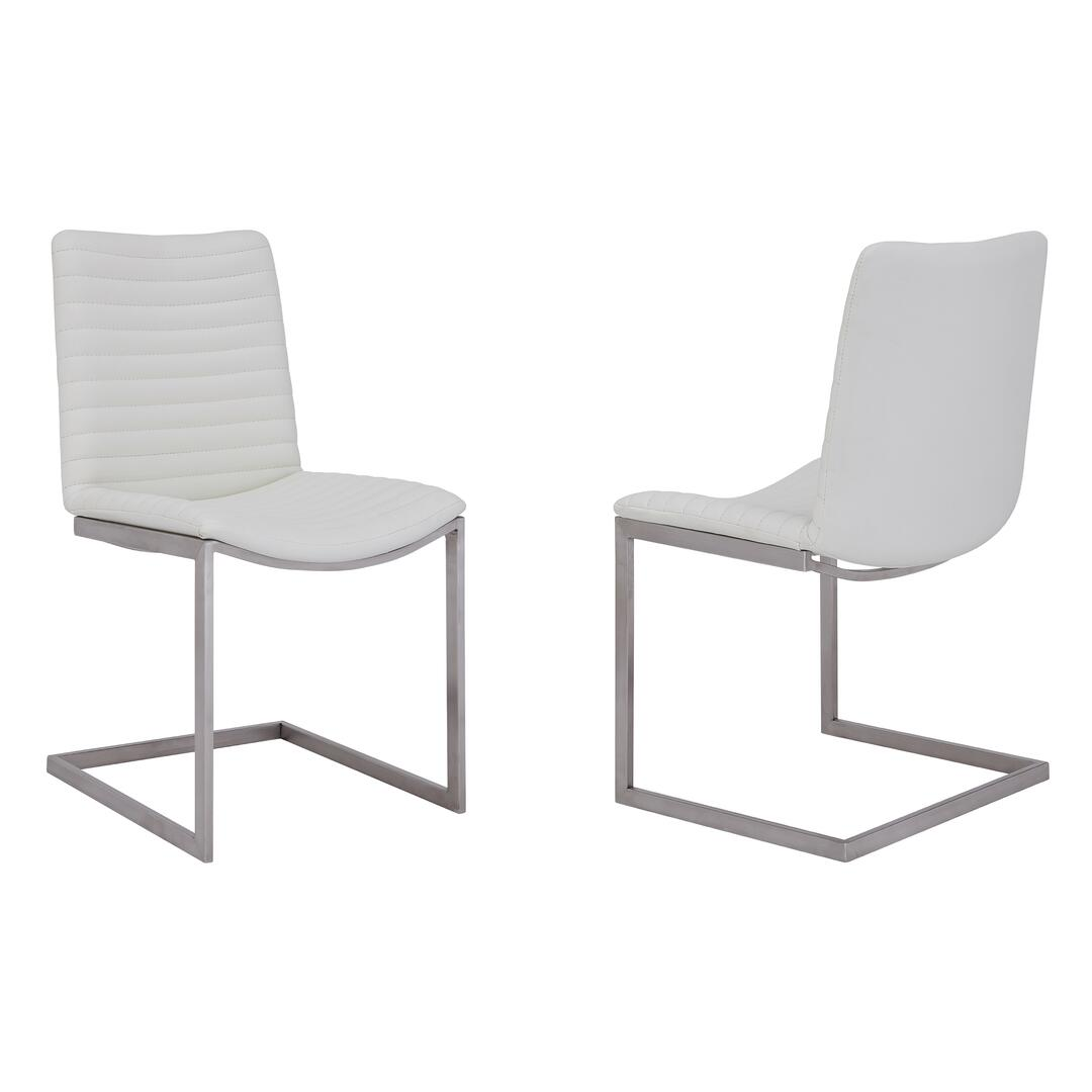 Prime Armen Living Lcapsibswh Machost Co Dining Chair Design Ideas Machostcouk