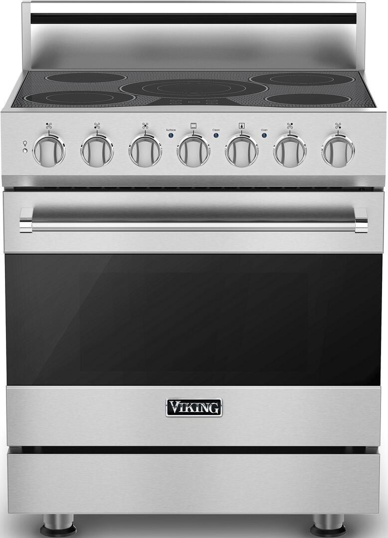 Rver33015bss 3 Series 30 Inch Freestanding Electric Range