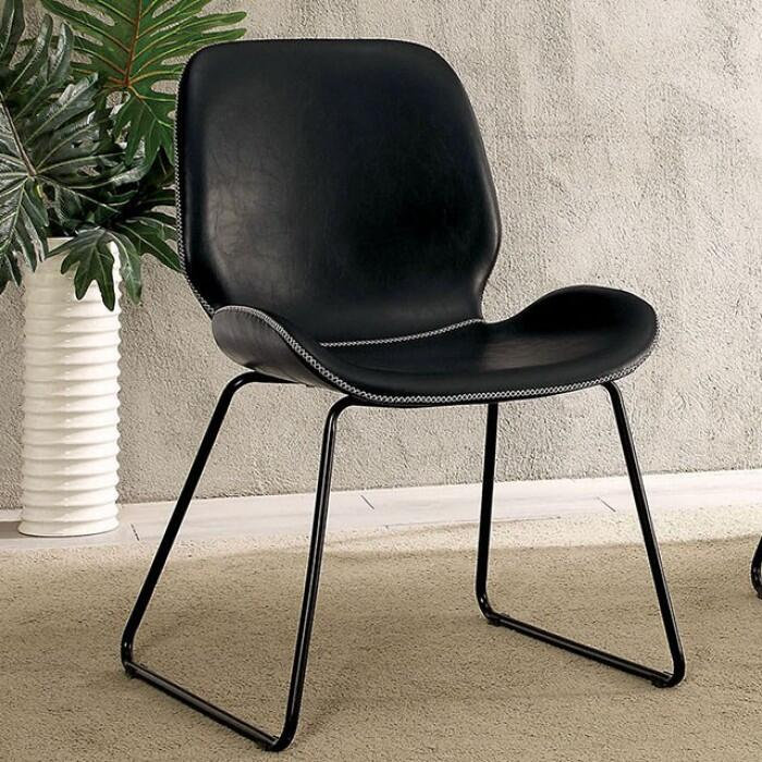 Miraculous Furniture Of America Cmac6532Bk Ncnpc Chair Design For Home Ncnpcorg
