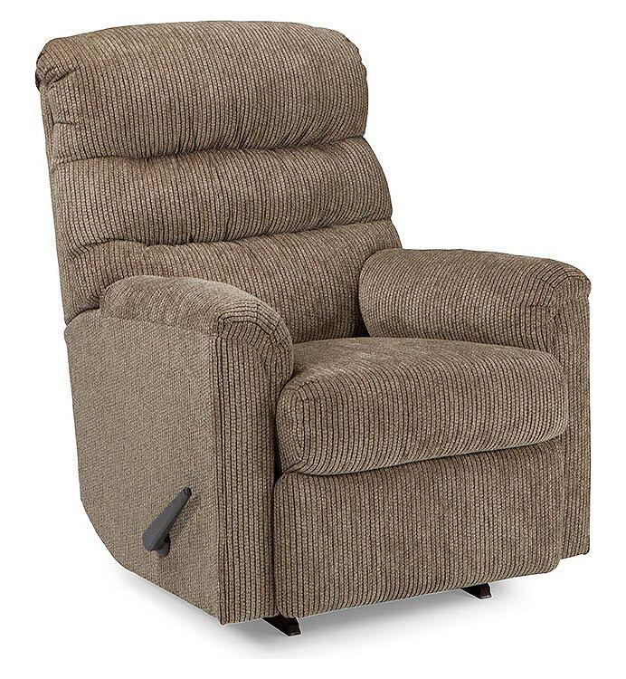 Lane Furniture Cole Fabric Recliner 11781200187 Panda Birch