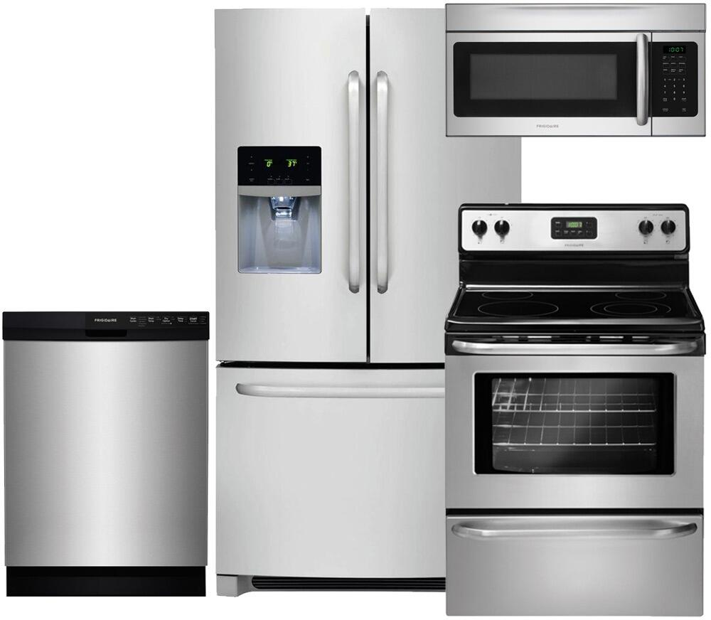 Frigidaire 334252 Kitchen Appliance Packages