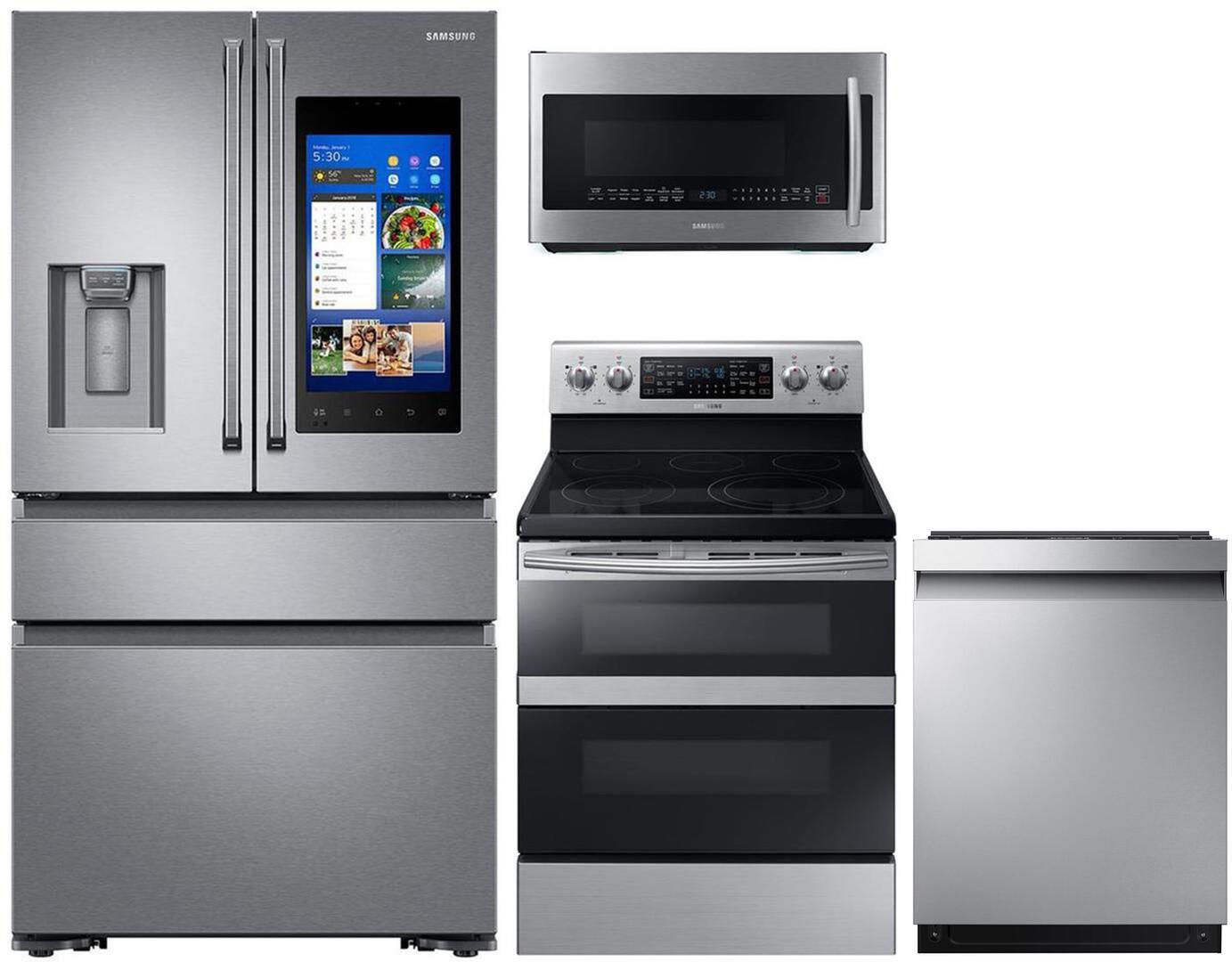 Samsung 757425 kitchen appliance packages appliances - Kitchen appliance services ...