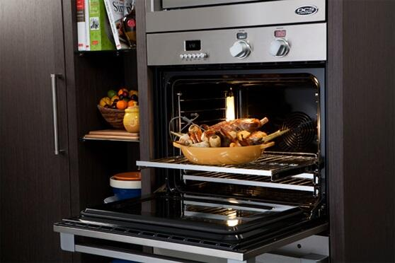 Dcs Wosu30 Single Wall Oven In Stainless Steel