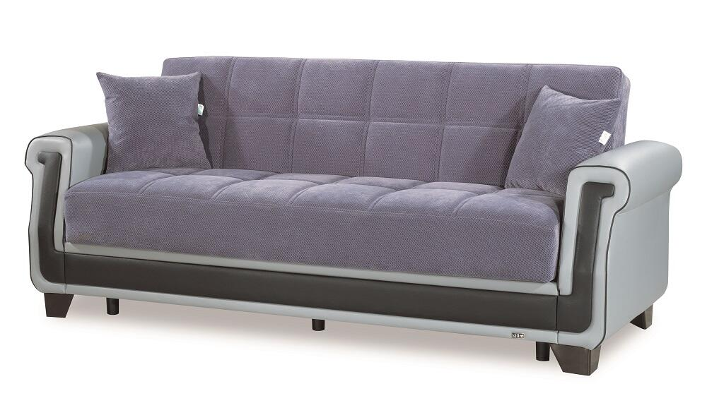 Casamode Prolinesofabedgray0755 Proline Series Convertible