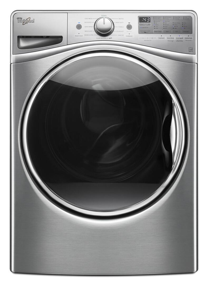 Whirlpool Wfw92hefu 27 Inch Diamond Steel 4 5 Cu Ft