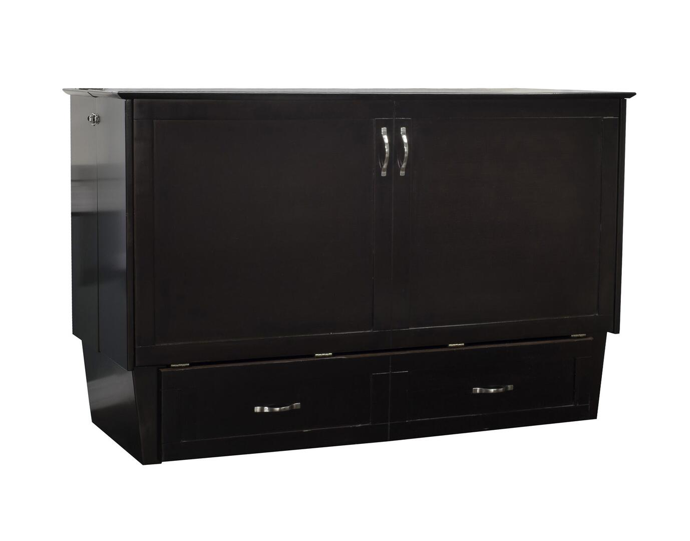Atlantic Furniture Ac602141 Madison Series Foldable Twin Size Storage Bed Appliances Connection