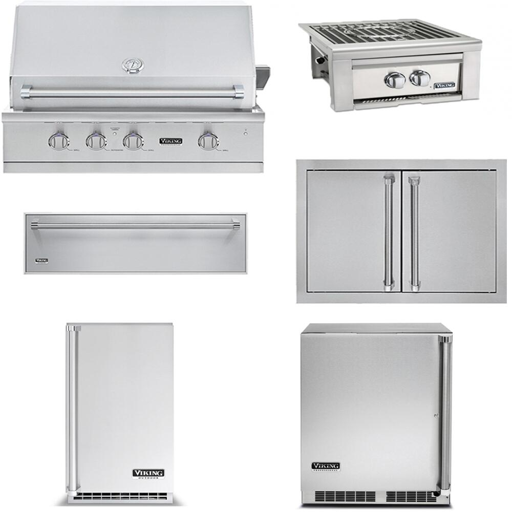 Viking 889212 Outdoor Outdoor Kitchen Islands Appliances Connection
