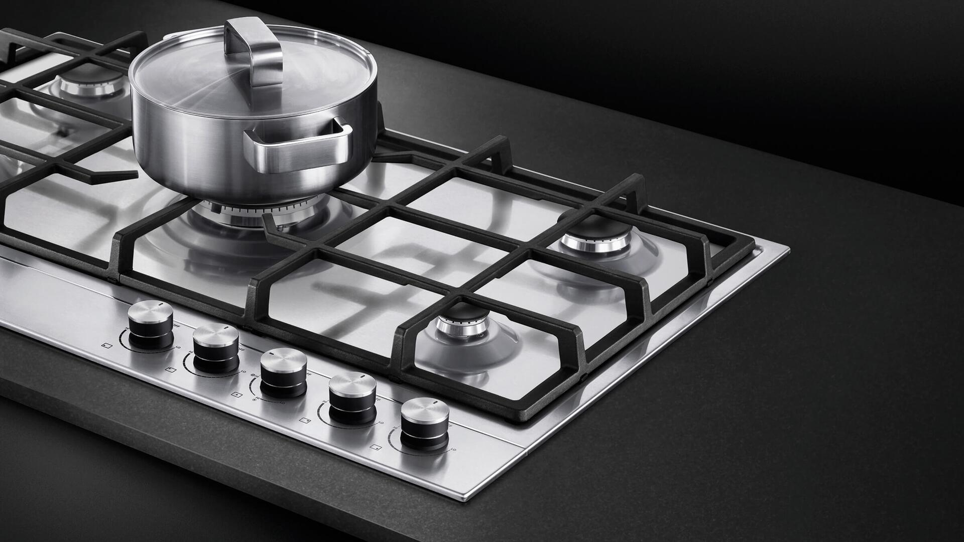 fisher paykel cg365dlpx1 36 inch gas sealed burner style. Black Bedroom Furniture Sets. Home Design Ideas