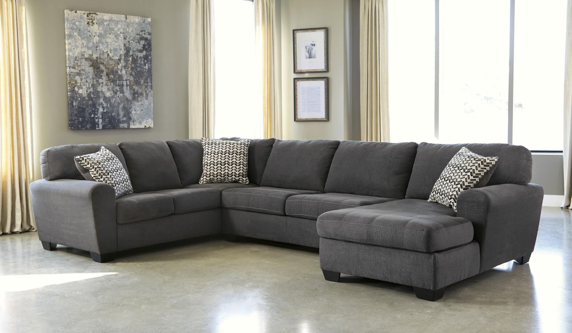 Benchcraft Sorenton Series Stationary Fabric Sofa