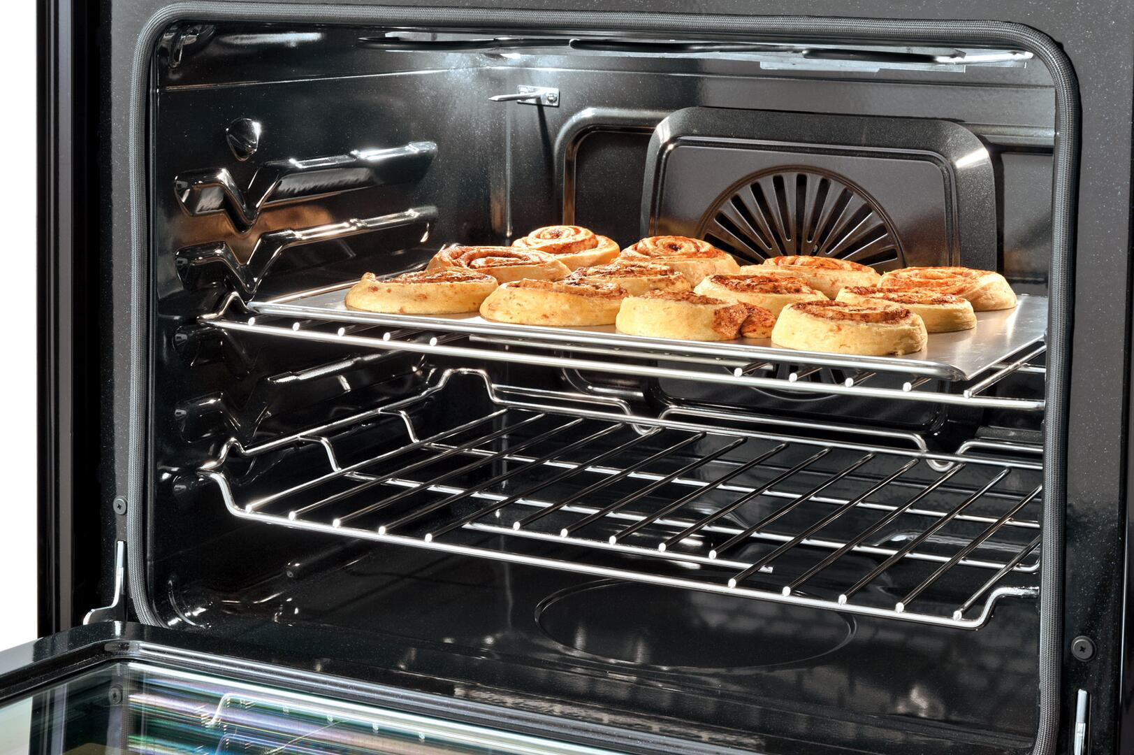 Frigidaire Fget2765pf 27 Inch Double Wall Oven In