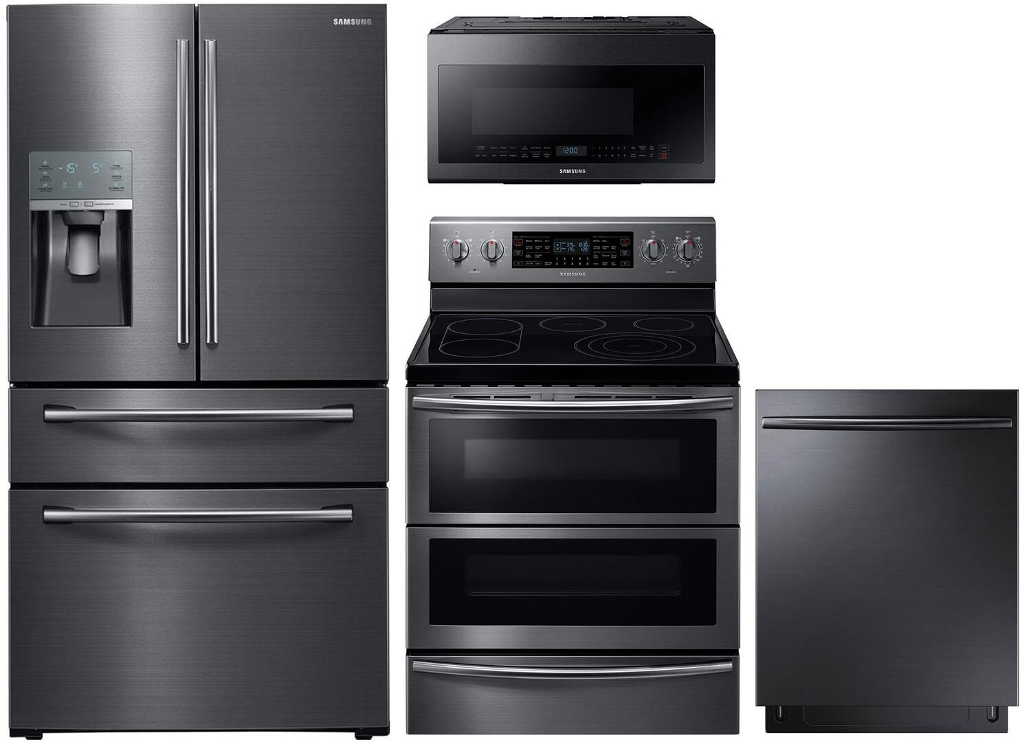 Samsung 602597 Kitchen Appliance Packages