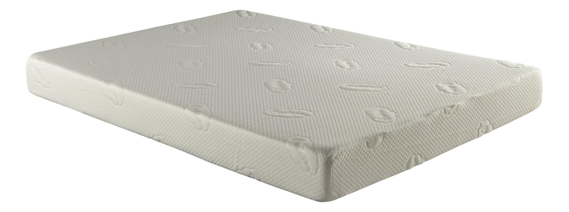 Atlantic Furniture M46102 Twin Size Standard Mattress Appliances Connection