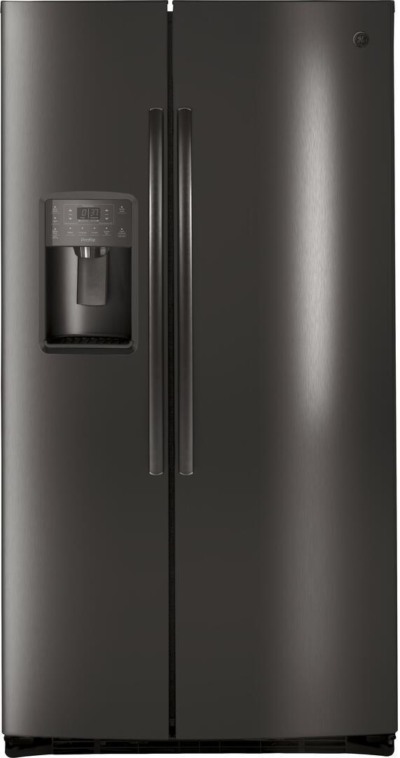 Ge Profile Pse25kshss 36 Inch Side By Side Refrigerator