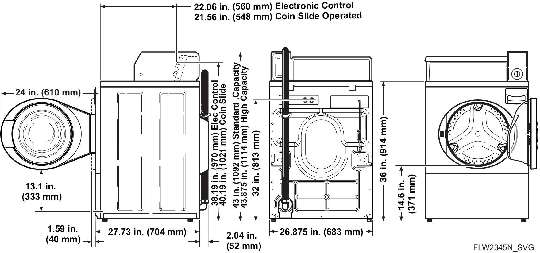 Contemporary Speed Queen Dryer Wiring Diagram Gift - The Wire ...