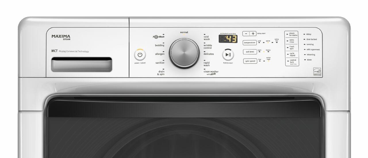 Maytag heritage mhw4300dw 27 inch 4 2 cu ft front load for Decoration list mhw