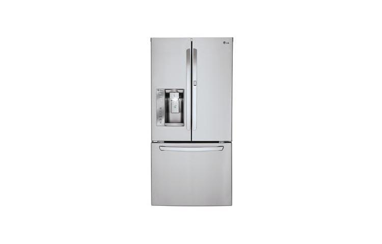 Lg Lfxs24663s 33 Inch French Door Refrigerator With 24 4