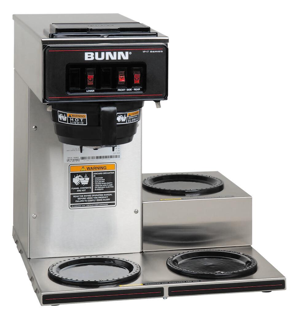 bunn o matic 133000003 16 4 inch coffee and tea brewing machine Columbia Wiring Diagram bunn o matic main image