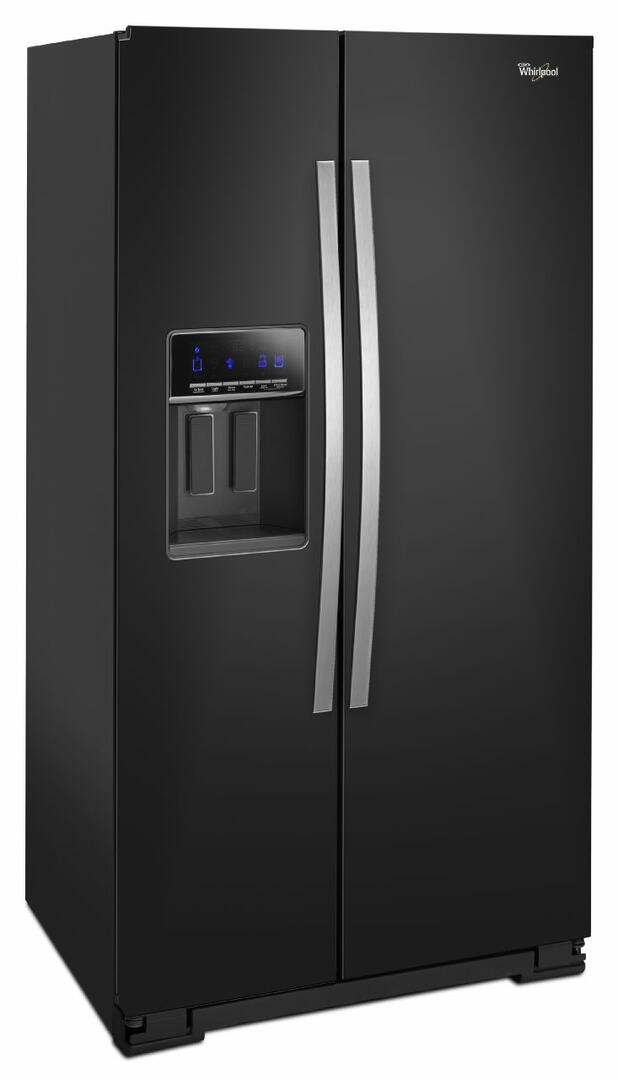 Whirlpool Wrs586fide Side By Side Refrigerator With 25 6