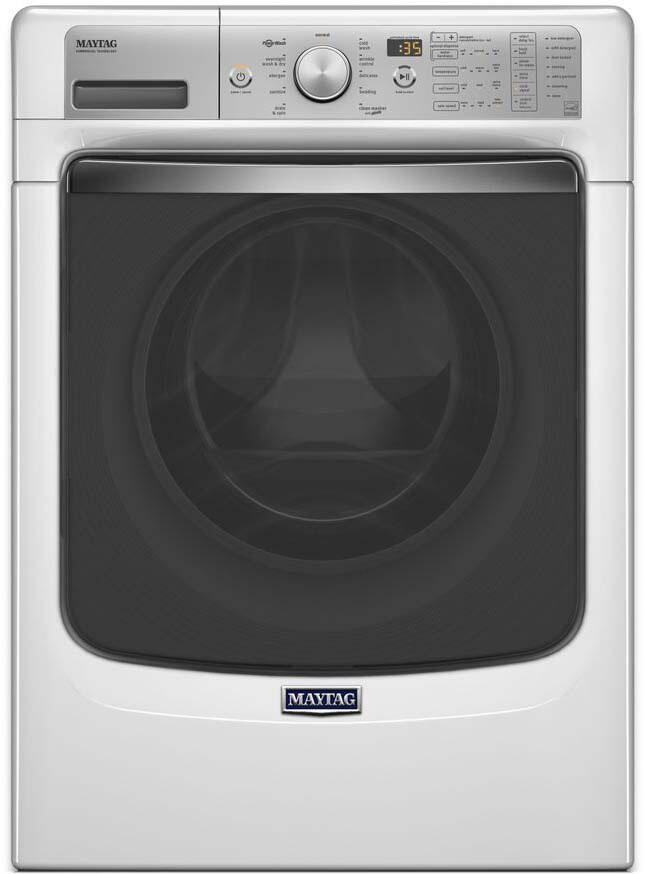 Maytag Mhw8200fw 27 Inch Heritage Series White 4 5 Cu Ft